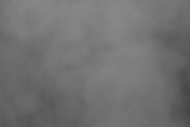 Abstrakcjonistyczne Tło Dym Krzywy I Fala Na Czarnym Tle Premium Zdjęcia
