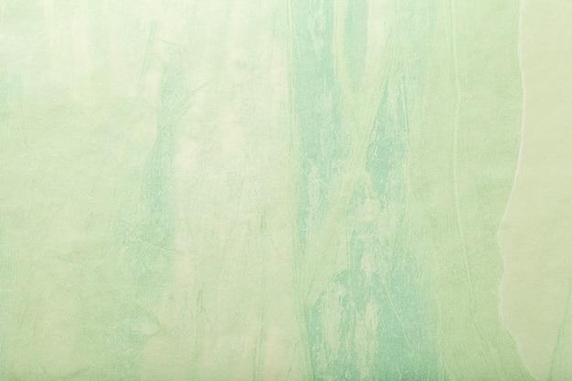 Abstrakcjonistycznej sztuki tła jasnozielony i żółty kolor Premium Zdjęcia