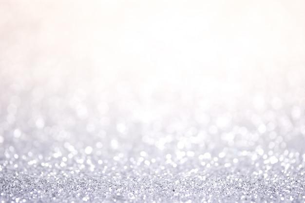 Abstrakcjonistyczni Tła światła Bokeh Boże Narodzenia Wakacyjni Premium Zdjęcia