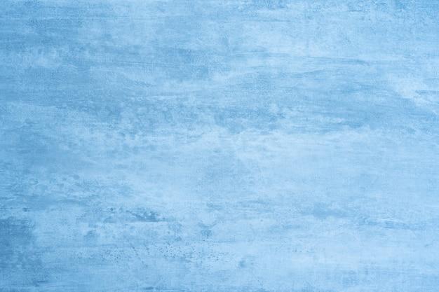 Abstrakcjonistyczny Błękita Betonowej ściany Lub Cementu Tekstury Tło Premium Zdjęcia