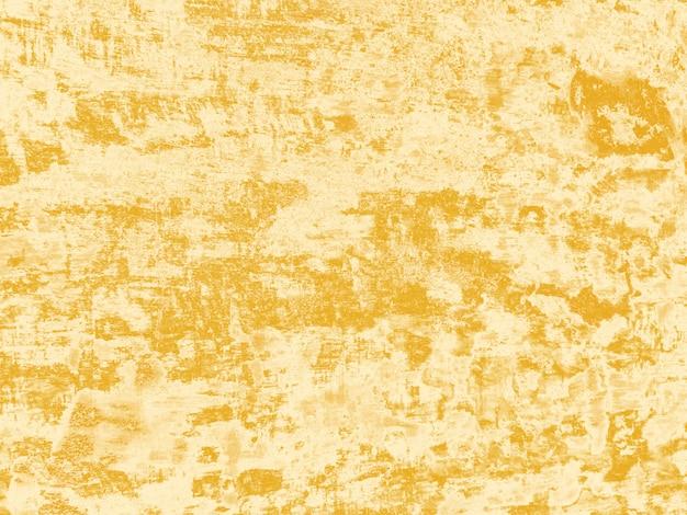 Abstrakcjonistyczny Koloru żółtego I Bielu Koloru Betonu Tekstury Tło Darmowe Zdjęcia