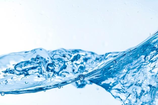 Abstrakcyjna Tła Z Fali Wody Darmowe Zdjęcia
