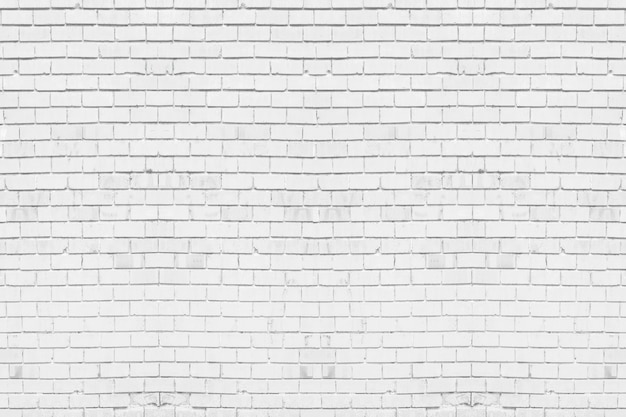 Abstrakt Wietrzejący Tekstura Plamiący Stary Stiuk Jasnopopielaty. Biały ściana Z Cegieł Tło W Wiejskim Pokoju. Premium Zdjęcia