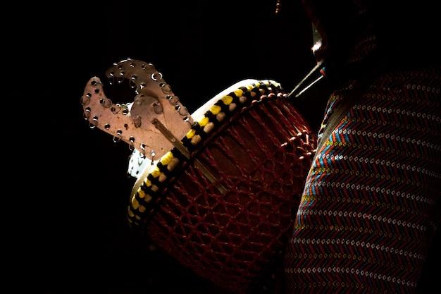 Afrykańskie Bębny Premium Zdjęcia
