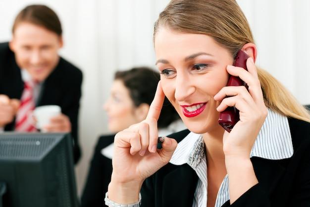 Agenci call center Premium Zdjęcia