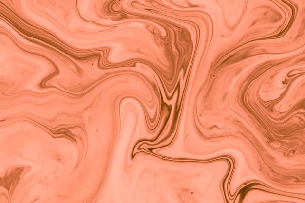 Akrylowa sztuka współczesna z łososiem Darmowe Zdjęcia