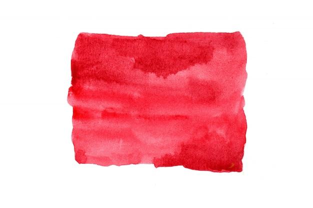 Akwarele Z Artystycznymi Kolorowe Abstrakcyjne Obrazy Na Białym Papierze. Akwarela Koncepcja Premium Zdjęcia