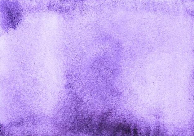 Akwareli Purpurowa Stara Tło Tekstura. Fioletowe Tło Grunge. Premium Zdjęcia