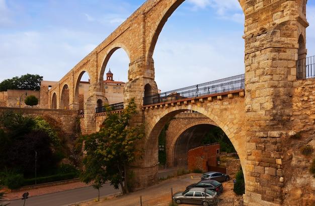 Akwedukt Los Arcos. Teruel Darmowe Zdjęcia