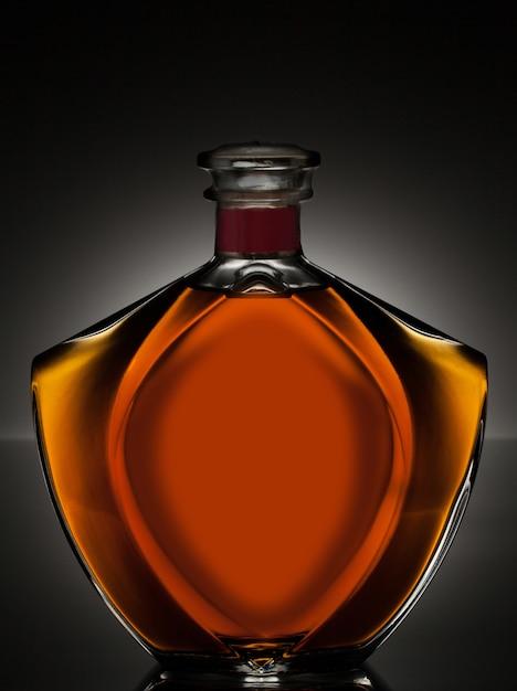 Alkohol W Pięknej Butelce Darmowe Zdjęcia