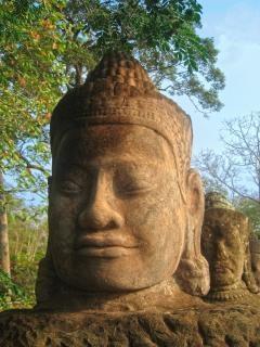 Angkor Wat Rzeźba Hdr Photography Darmowe Zdjęcia