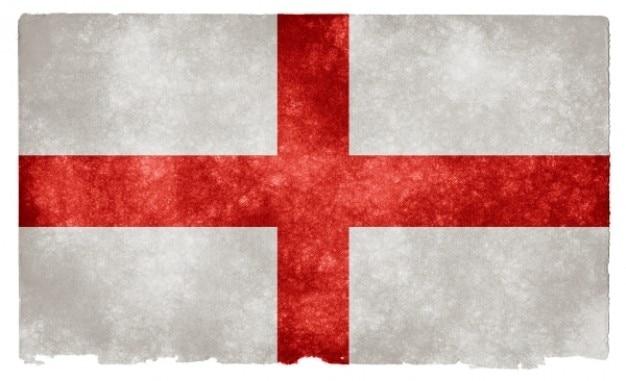 Anglia grunge flag Darmowe Zdjęcia