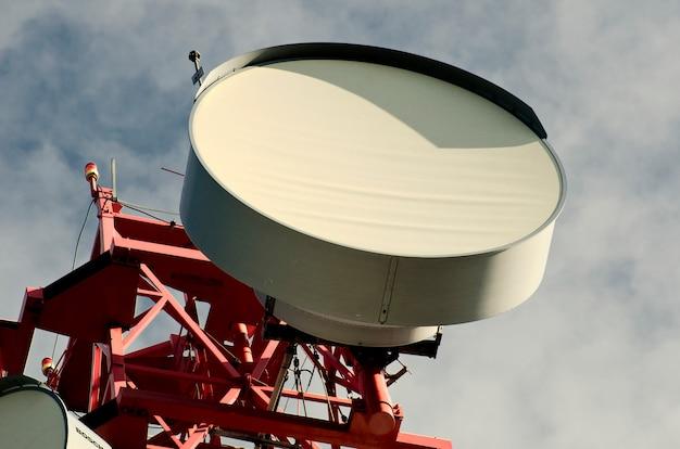 Antena Komunikacyjna Premium Zdjęcia
