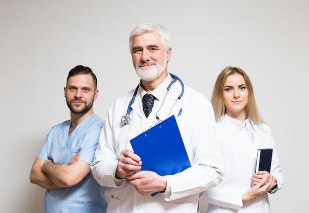 Aparat fotograficzny szpital grupy zespół broda doktora Darmowe Zdjęcia