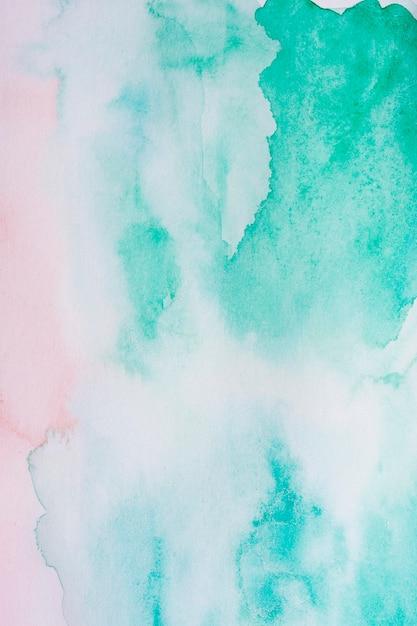Aquarelle Pastelowe Niebieskie Tło Darmowe Zdjęcia