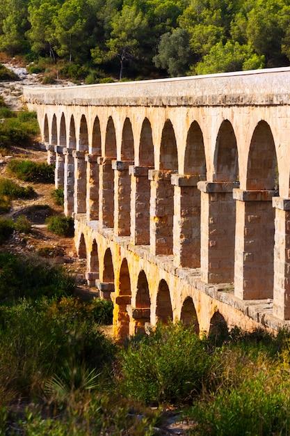 Акведук таррагона как добраться