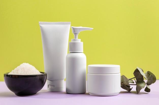 Aranżacja Naturalnych Produktów Kosmetycznych Darmowe Zdjęcia