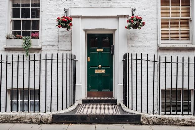 Architektura londynu Premium Zdjęcia