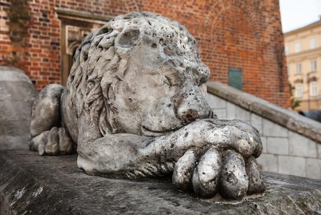 Architektura Starego Krakowa Premium Zdjęcia