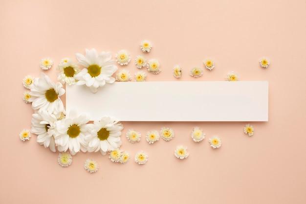 Arkusz Papieru Z Kwitnącymi Kwiatami Darmowe Zdjęcia