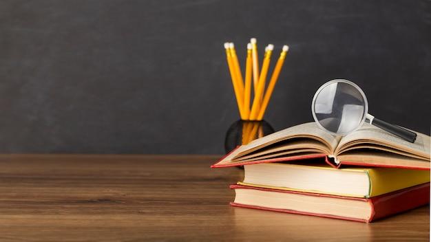 Asortyment Dzień Edukacji Z Miejsca Na Kopię Darmowe Zdjęcia