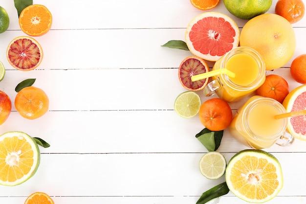 Asortyment Owoców Cytrusowych Darmowe Zdjęcia