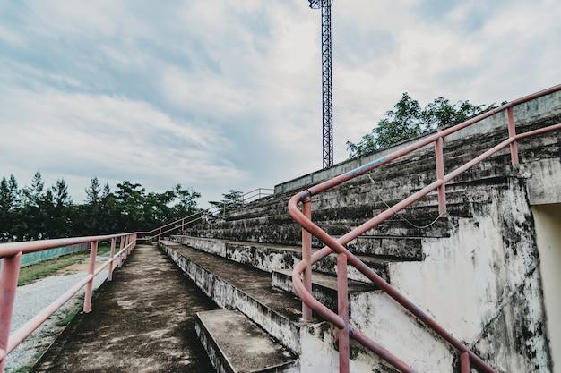 Audytorium stadionu Premium Zdjęcia