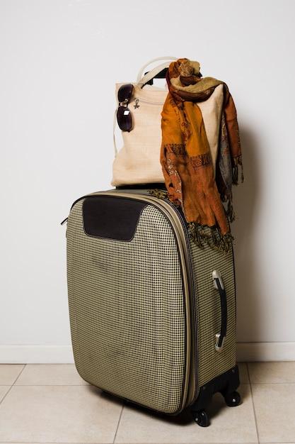 Bagaż Podróżny Gotowy Do Podróży Darmowe Zdjęcia