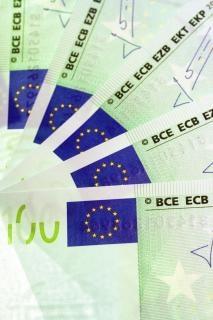 banknotów euro Darmowe Zdjęcia