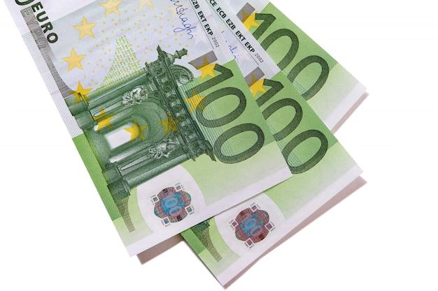 Banknoty 100 Euro Darmowe Zdjęcia