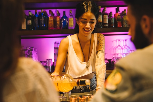 Bartender Koktajl Darmowe Zdjęcia