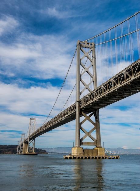 Bay Bridge, San Francisco Premium Zdjęcia