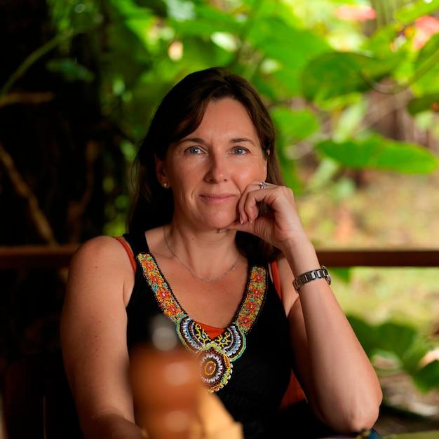 Belize, cayo, ameryka środkowa Premium Zdjęcia