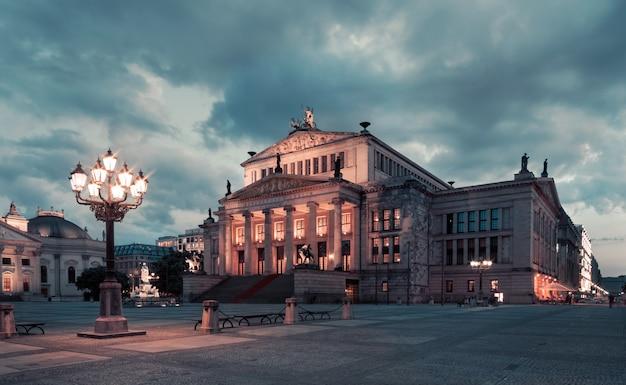 Berlin, gendarmenmarkt Premium Zdjęcia