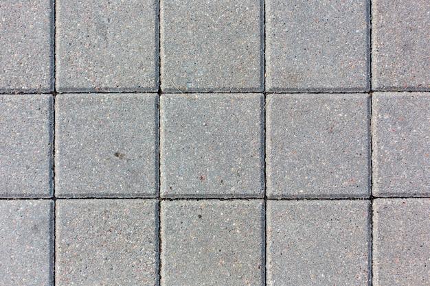 Betonowy Kwadrat Tafluje Tekstury Tło Premium Zdjęcia