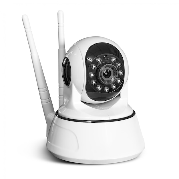 Bezprzewodowa Kamera Bezpieczeństwa Premium Zdjęcia