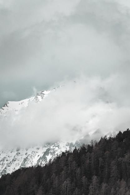 Biała I Czarna Góra Darmowe Zdjęcia