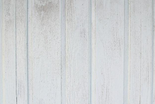 Biała miękka drewno powierzchnia jako tło. biały rocznik wietrzejąca drewniana tekstura. Premium Zdjęcia