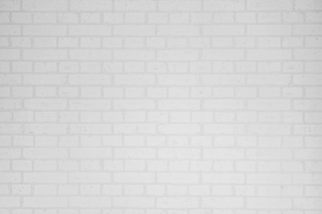 Biała ściana Z Cegieł Powierzchnia I Tekstura Darmowe Zdjęcia