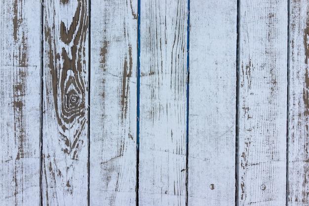 Białe Drewniane Tekstury Tła Premium Zdjęcia