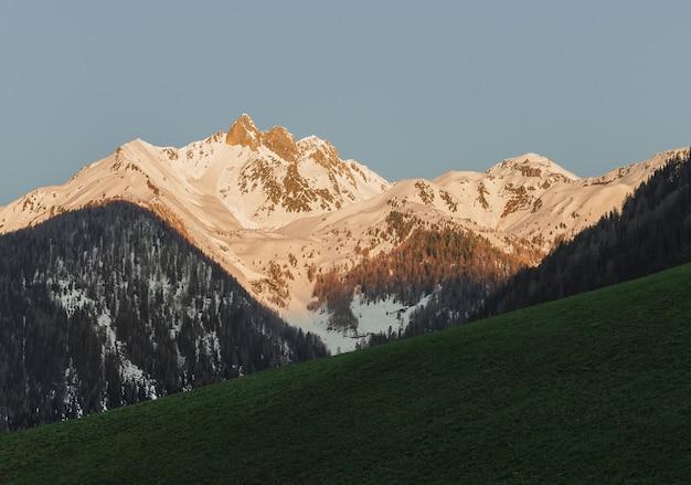 Białe I Szare Góry Darmowe Zdjęcia