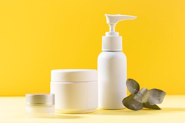 Białe Plastikowe Pojemniki Kosmetyczne Darmowe Zdjęcia