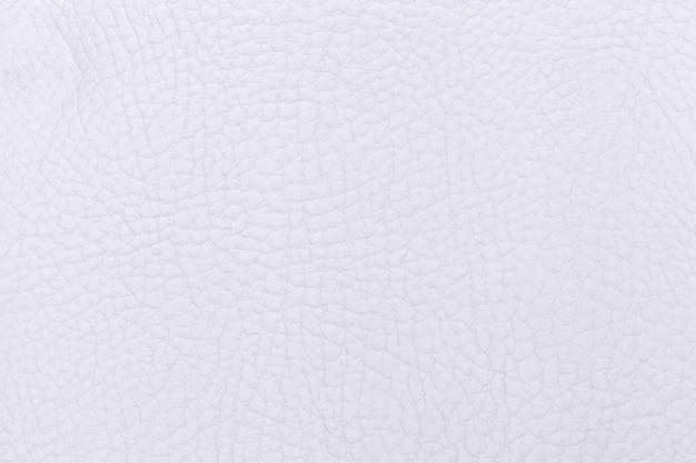 Białe Tło Matowej Skóry Z Materiału Tekstylnego. Materiał O Naturalnej Fakturze. Zasłona. Premium Zdjęcia