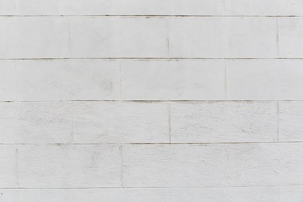 Biały Ceglany Mur O Szorstkim Wyglądzie Darmowe Zdjęcia
