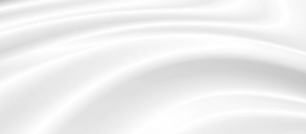 Biały Kosmetyczny Kremowy Tło Z Kopii Przestrzenią Premium Zdjęcia
