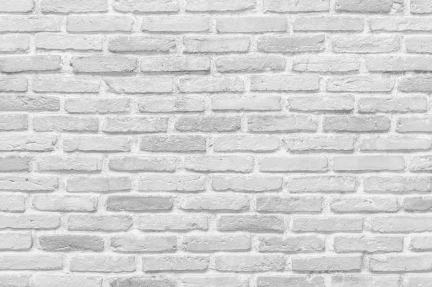 Biały ściana Z Cegieł Tekstury Tło Premium Zdjęcia