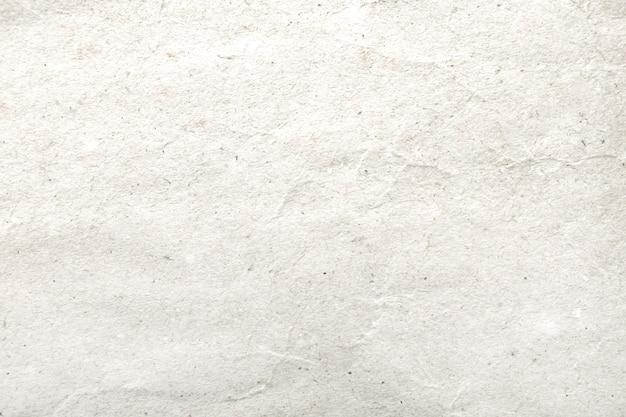 Biały zmięty papierowy wzór i tekstury tło. Premium Zdjęcia