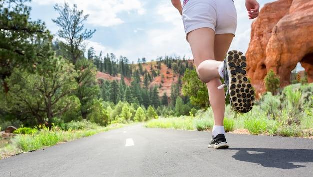 Biegacz Premium Zdjęcia