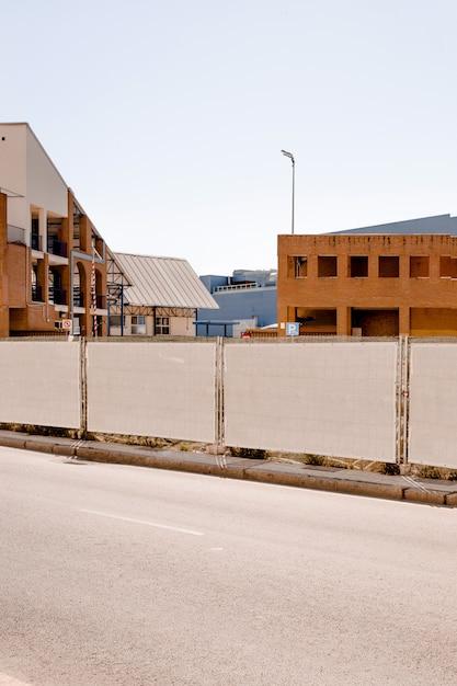 Billboard do reklamy zewnętrznej plakat przy drodze Darmowe Zdjęcia