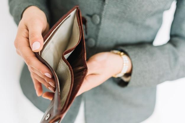 Bizneswoman z pieniędzmi Darmowe Zdjęcia